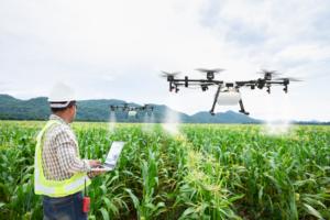 Pemanfaatan Teknologi Pada Sektor Pertanian