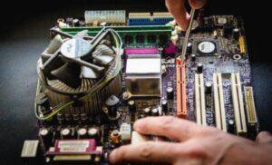 Dasar Pengetahuan Teknologi Komputer Pada Awal Mulanya
